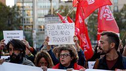 Βαρκελώνη: Μεγάλες διαδηλώσεις υπέρ και κατά της ανεξαρτησίας της