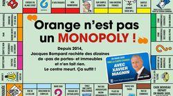 Un candidat RN aux municipales détourne le Monopoly et fâche