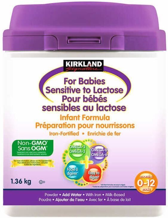 Costco is recalling its Kirkland Signature Non-GMO Infant Formula for Babies Sensitive to Lactose due to possible bacteria contamination.