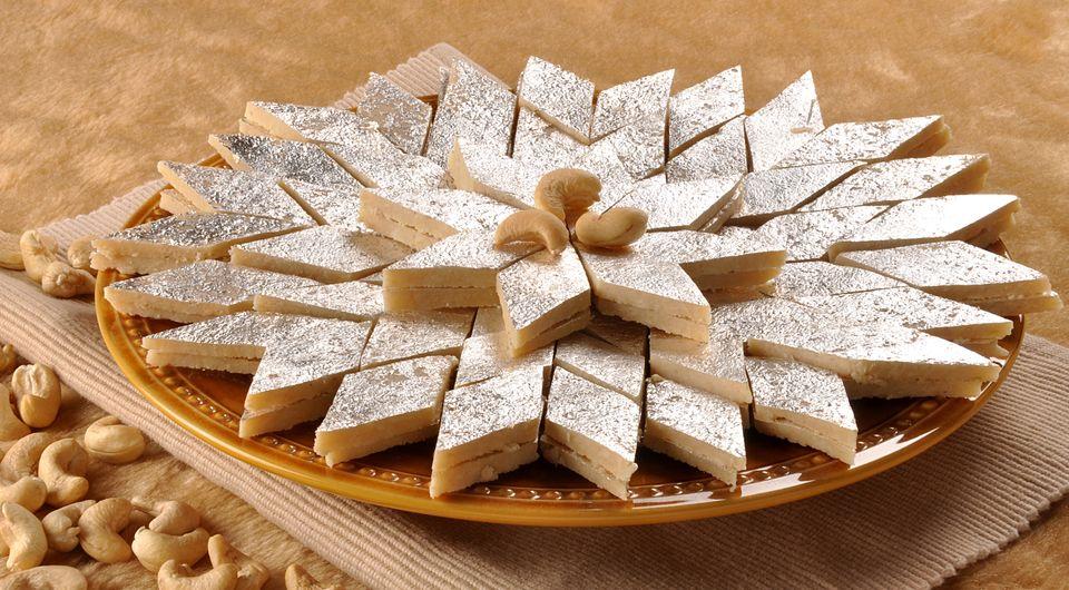 A delicious sweet food (Kaju