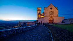 Elezioni Umbria, frati di Assisi: