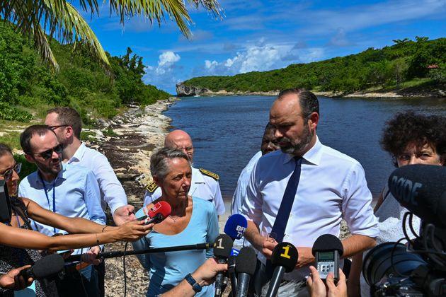 Le premier ministre Edouard Philippe a promis ce samedi