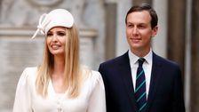 Trump-Familie Versammelt sich Im Camp David Für Ivanka Trump Und Jared Kushner ' s Jubiläum