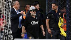 """""""Diego Maradona : Histoire d'une légende, par Asif"""
