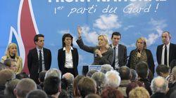 Marine Le Pen dénonce l'agression d'un élu RN par