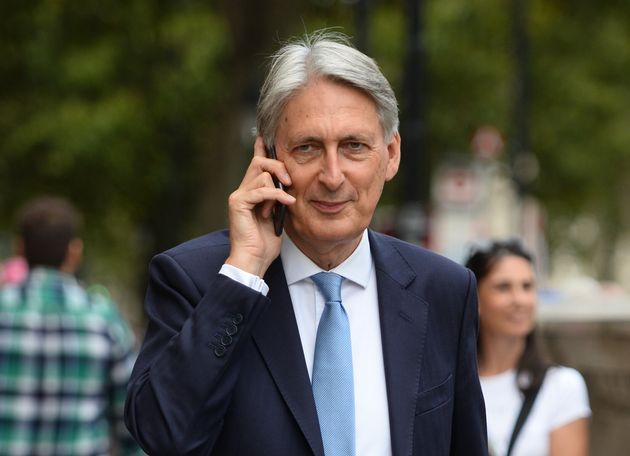 Philip Hammond Tells Boris Johnson To Stop Throwing Tantrums Over Brexit