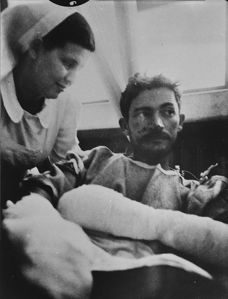 Τραυματίας του