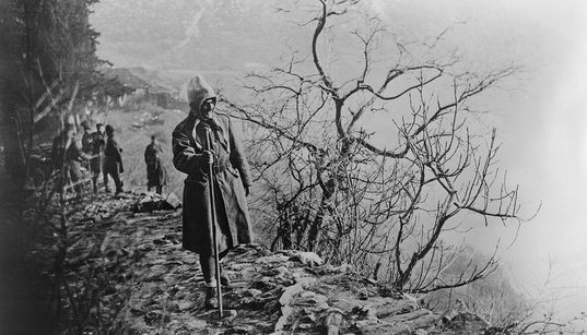 Το έπος του '40: Φωτογραφίες από το αρχείο του Πολεμικού
