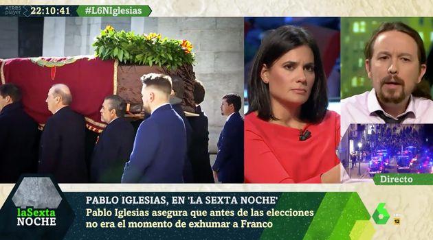 Pablo Iglesias en 'LaSexta