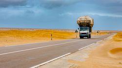 Le ministère du Transport interdit la circulation de camions sur la RP 1011 reliant Ait Baha à Ait