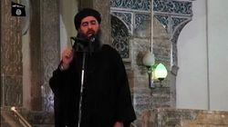 Le président américain Donald Trump annonce la mort d'Abou Bakr