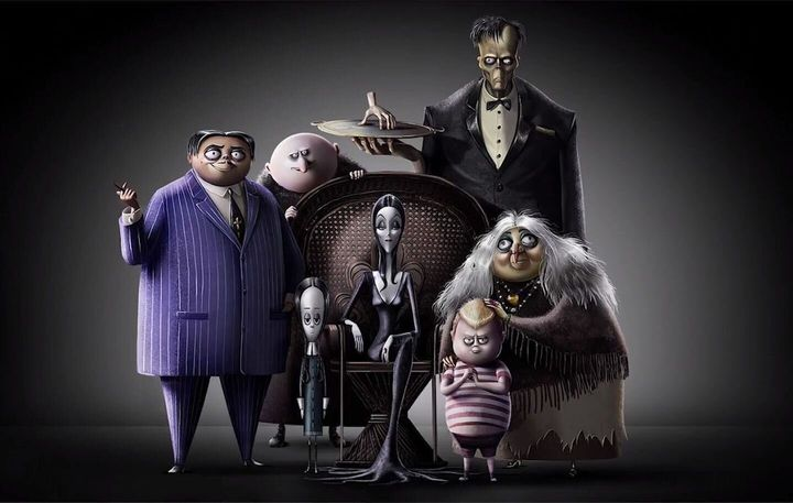 """<p>They&#39;re creepy and they&#39;re kooky, and now they&#39;re getting an animated reimagination that dives into how Gomez and Morticia met. It comes from the guys who did <em>Sausage Party</em><em></em>, and both are <a rel=""""nofollow"""" href=""""https://deadline.com/2018/06/charlize-theron-addams-family-cast-bette-midler-allison-janney-1202403723/"""">huge fans</a> of the Charles Addams <em>New Yorker</em> cartoons. Notable voices include Charlize Theron, Bette Midler, and Allison Janney.</p><p><strong>In theaters October 18. </strong></p>"""