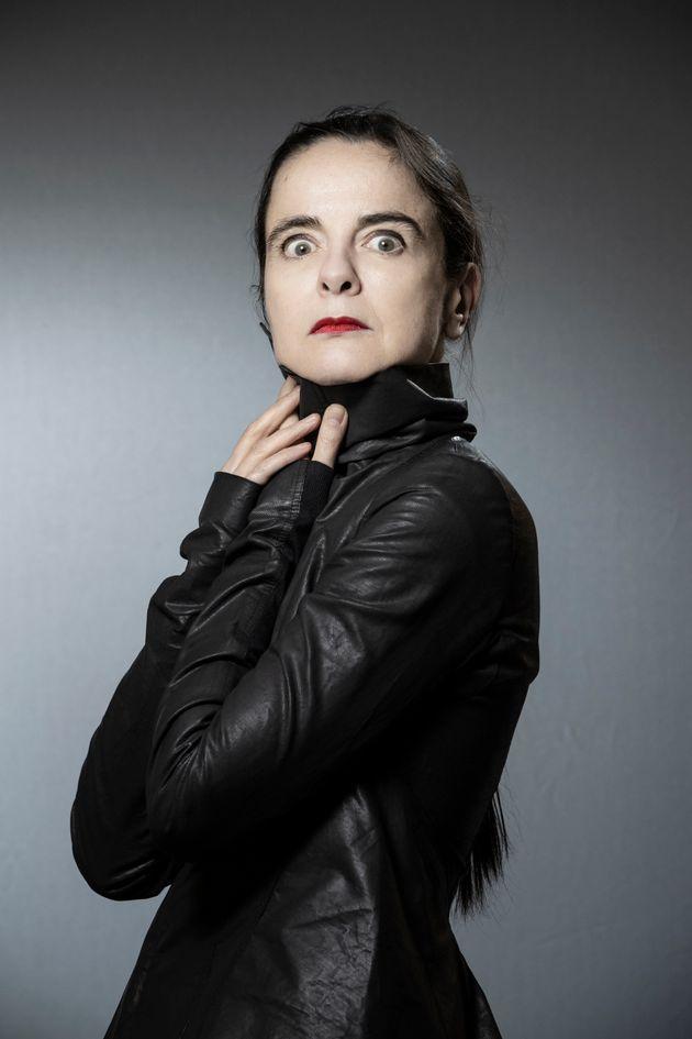 """Dans son 28e roman, """"Soif"""" (Albin Michel), la romancière belge Amélie Nothomb..."""