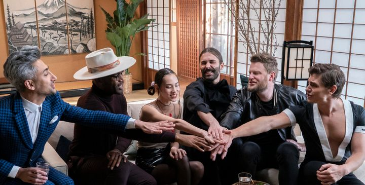 "The Fab Five hit Japan in the new season of ""Queer Eye."""