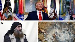 Trump elimina al Baghdadi. Missione compiuta, si torna a