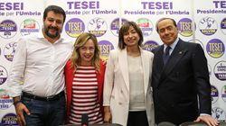 Regionali Umbria, la destra stravince le elezioni. Il candidato giallorosso staccato di 20 punti (di C.