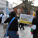 「日本人のための芸術祭」催しを続行。在日コリアンへの憎悪をあおる内容も 反差別団体は抗議