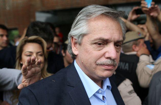 Alberto Fernández confirma favoritismo e é eleito presidente da Argentina em 1º