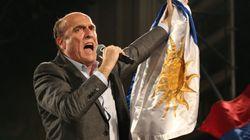La Presidencia de Uruguay se decidirá en segunda vuelta entre Daniel Martínez (izquierda) y Luis Lacalle