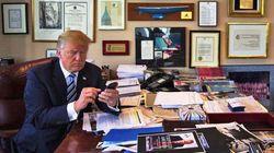 「iPhoneはホームボタンがある方がいい!」トランプ米大統領がツイート
