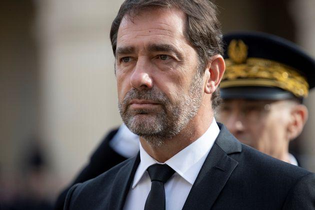 Dans une note adressée aux services du ministère de l'Intérieur, Christophe Castaner...
