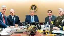 """Comme Obama, Trump a désormais sa photo dans la """"Situation"""