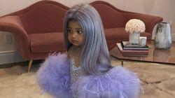 Pour Halloween, Kylie Jenner a déguisé sa fille en... Kylie