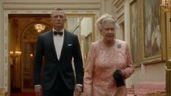 La Regina Elisabetta accettò un cameo nello spot con Daniel Craig dettando lei una condizione
