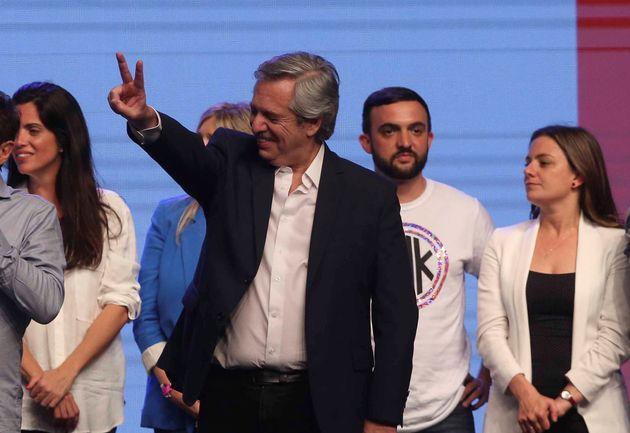 Alberto Fernández, nuevo presidente de
