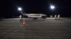 Le vaisseau spatial top-secret X-37B a atterri après un record de 780 jours en