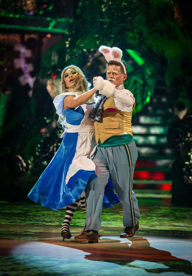Strictly Come Dancing Fans Grow Suspicious As Judges Save Mike Bushell Following Blackpool Admission