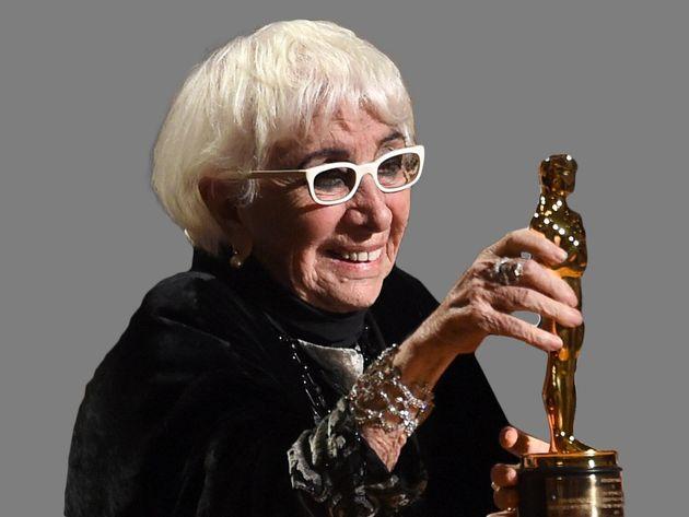 Lina Wertmüller, 91 ans, est le première femme à avoir été nommée...