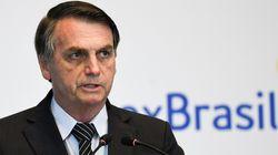 Bolsonaro lamenta vitória de Fernández na Argentina e diz que não irá