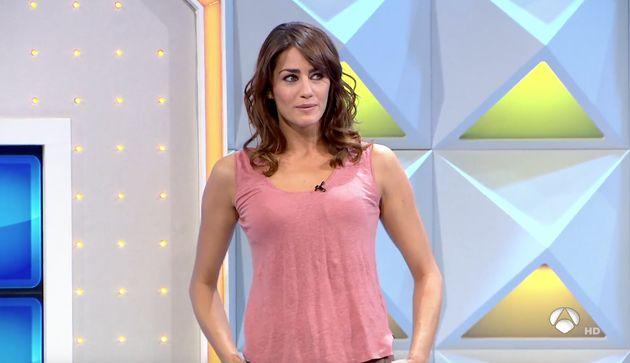 Laura Moure Muestra En La Ruleta De La Suerte Antena 3 Una Faceta Desconocida Es Todo Genética El Huffpost