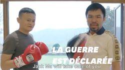 Jack Ma et Manny Pacquiao défient Floyd