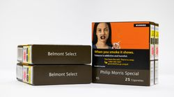 Canada's Plain Cigarette Packaging Praised As 'Best In The