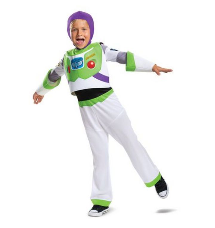 """""""Toy Story 4"""" made Buzz a very popular option again this year."""