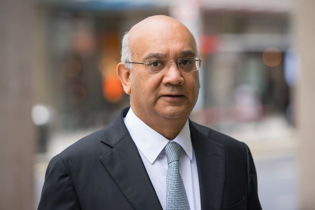 MP Keith Vaz Facing Recall Petition After Drugs And Prostitutes Allegations