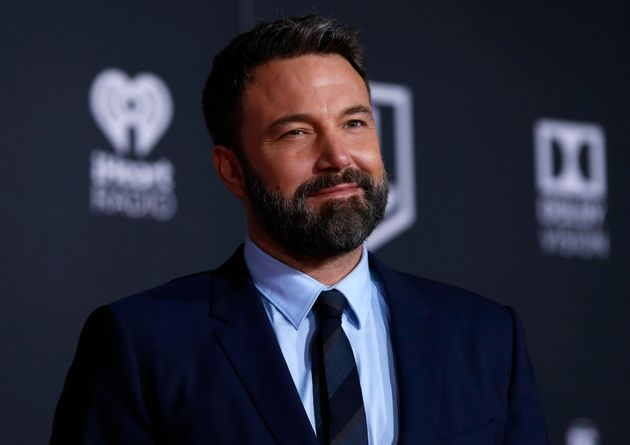 Ben Affleck pictured at a screening of