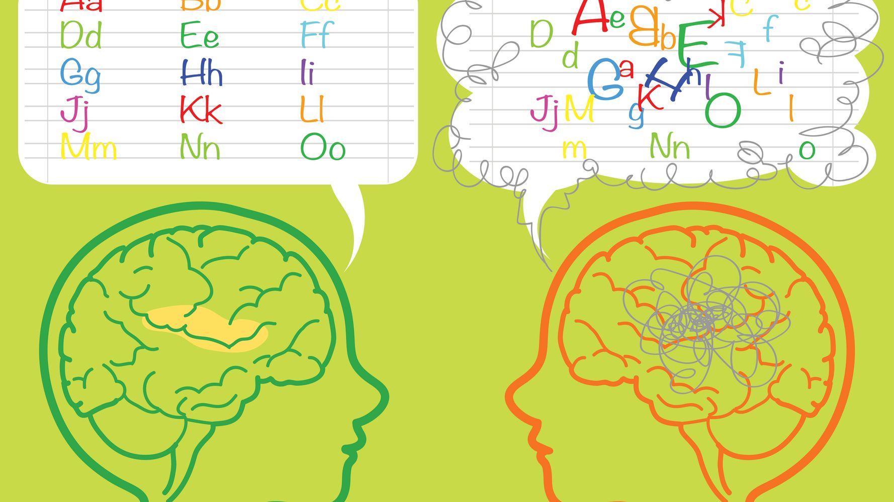 """""""Arrêtons de penser que les personnes dyslexiques sont 'dysfonctionnelles'"""""""