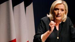 Le Pen demande