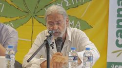 Γιώργης Οικονομόπουλος: Οι καρκινοπαθείς με την κάνναβη ζουν καλύτερα και
