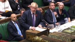 Johnson pierde la votación en los Comunes para adelantar las elecciones de Reino Unido al 12 de