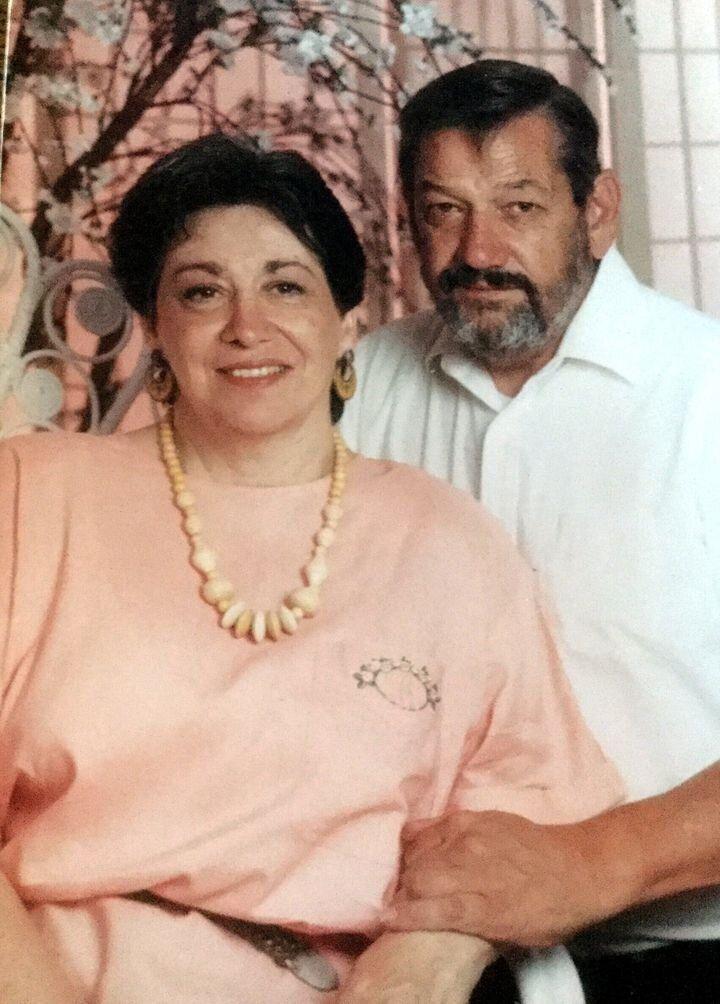 Ramona et Ed Gregg