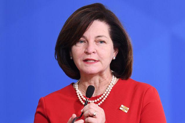 Raquel Dodge, ex-procuradora-geral da