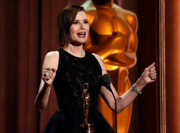 Oscar honorário premiou neste domingo (27) luta por igualdade de gênero em