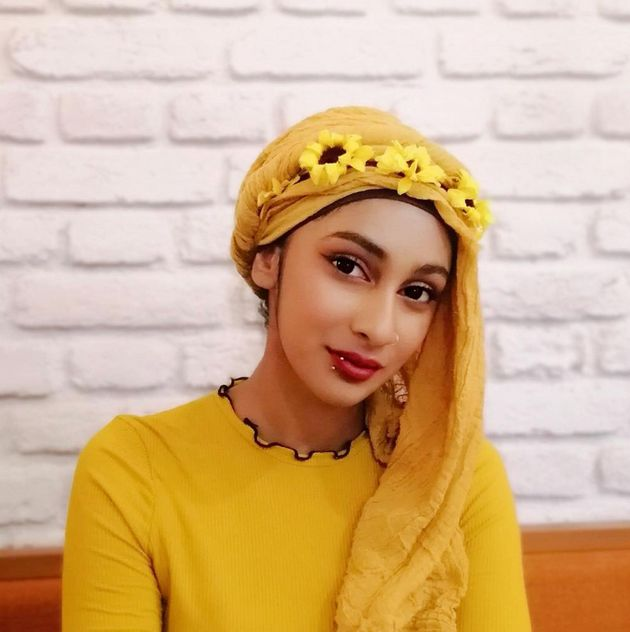 University student Soaliha