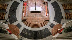 El Valle de los Caídos vuelve a abrir tras la exhumación de