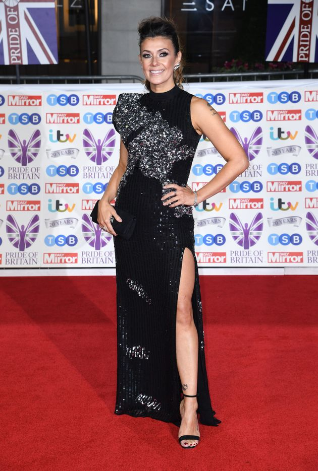 Kym Marsh attending the the 2019 Pride of Britain Awards, held at Grosvenor House in London. The Daily...