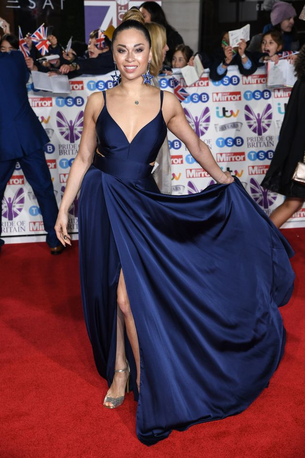 Katya Jones attending the the 2019 Pride of Britain Awards, held at Grosvenor House in London. The Daily...